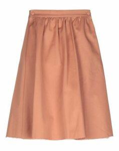 SOCIÉTÉ ANONYME SKIRTS Knee length skirts Women on YOOX.COM