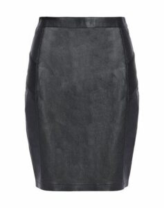 BELSTAFF SKIRTS Knee length skirts Women on YOOX.COM
