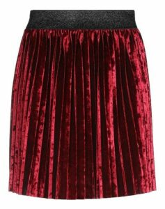 CHILI SKIRTS Knee length skirts Women on YOOX.COM