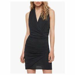 AllSaints Nirman Dress, Black
