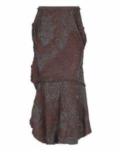 VIVIENNE WESTWOOD SKIRTS 3/4 length skirts Women on YOOX.COM