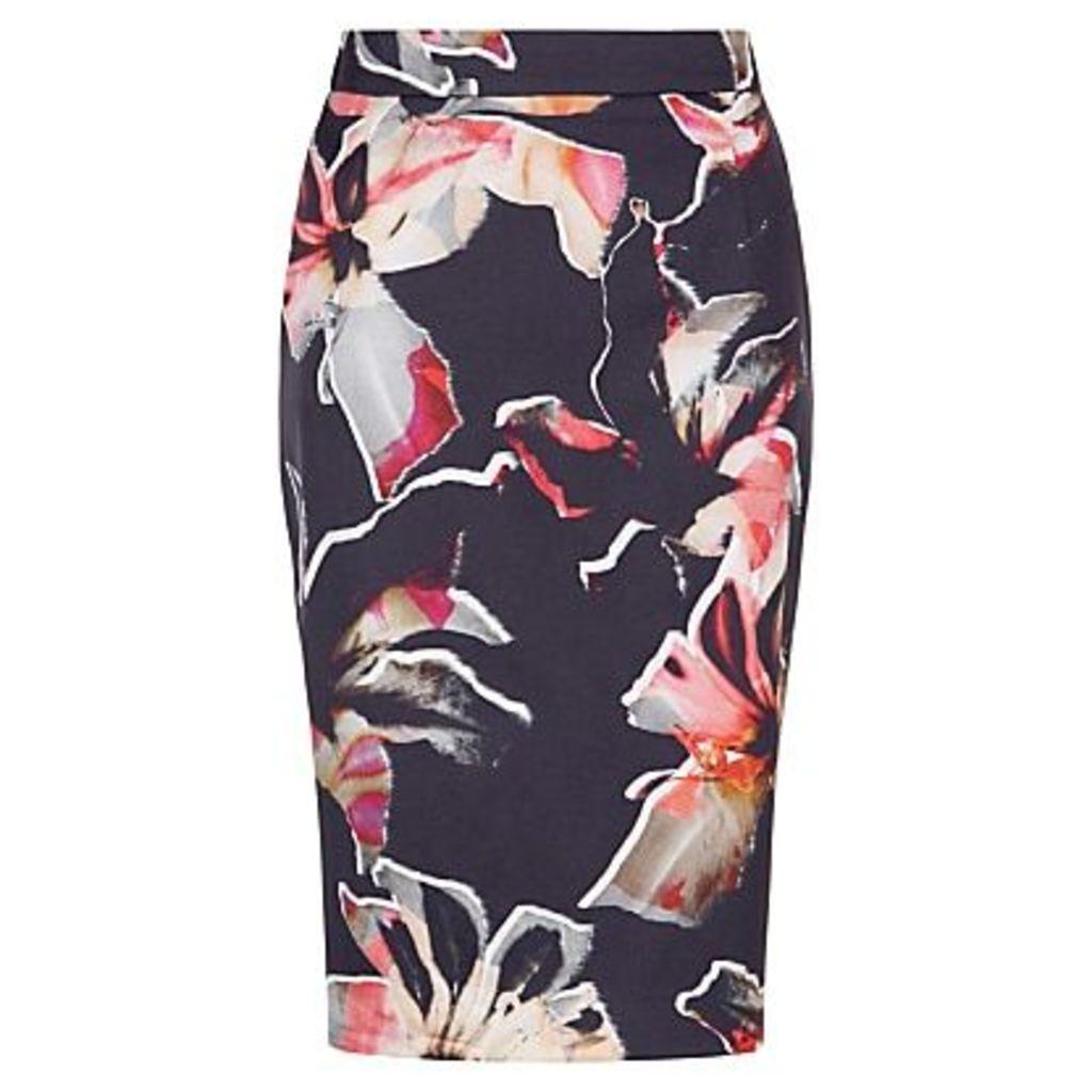 Fenn Wright Manson Lily Print Horizon Skirt, Multi