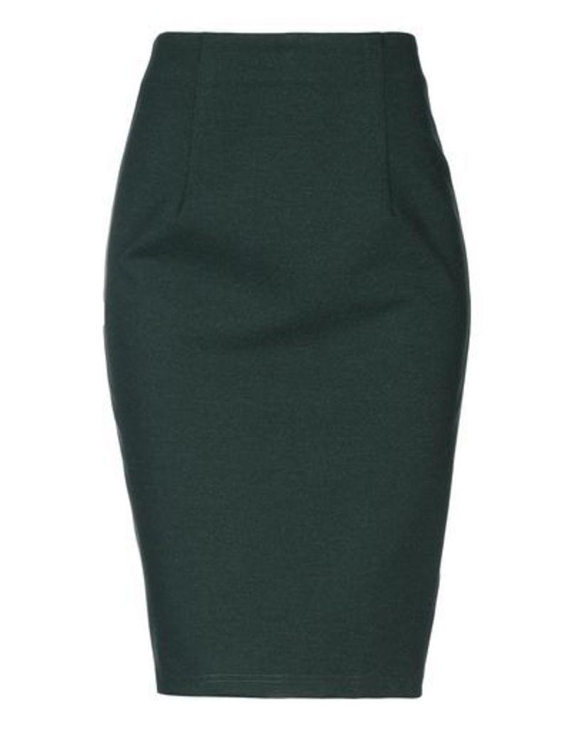 TRAFFIC PEOPLE SKIRTS Knee length skirts Women on YOOX.COM