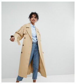 Monki Classic Mac Trench Press Collection