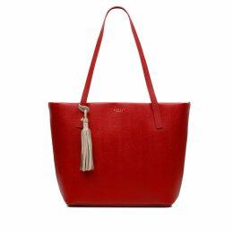De Beauvoir Large Zip-Top Tote Bag