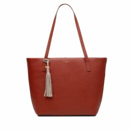 De Beauvoir Large Zip-Top Tote Bag