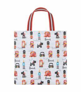 City Bear Small Shopper Bag
