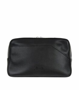 Ren Leather Wash Bag