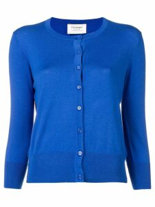 Snobby Sheep buttoned up cardigan - Blue