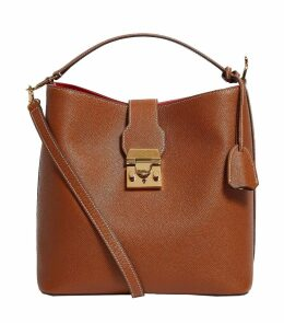 Large Leather Murphy Shoulder Bag