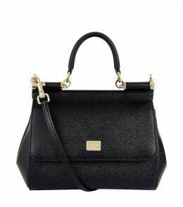 Mini Sicily Top Handle Bag