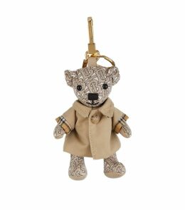 Trench Coat Thomas Bear Keyring