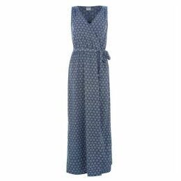 JDY Jacqueline Kamma All Over Print Dress