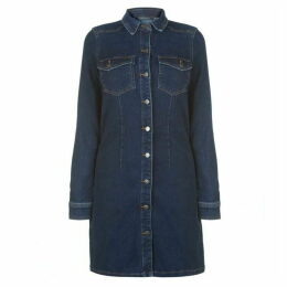 JDY Jacqueline De Yong Denim Dress Womens
