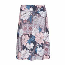 Camellia Patchwork Skirt