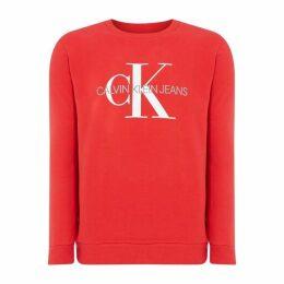 Calvin Klein Jeans CKJ Mono Sweater Ld92