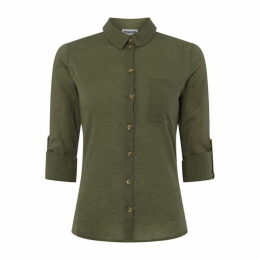 Noisy May Mila Shirt - Green