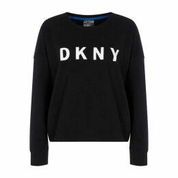 DKNY DKNY Dolman Logo POvrLd92
