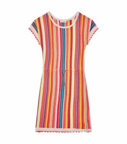 Knitted Stripe Dress