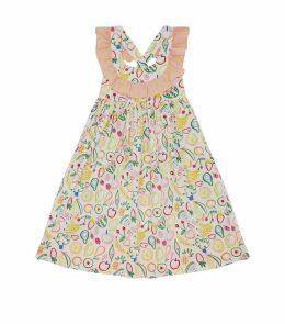 Fruit Ruffle Dress
