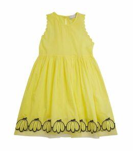 Banana A-Line Dress