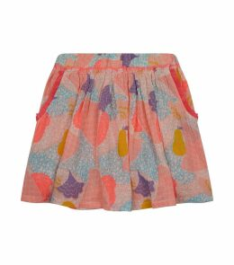 Colourful Printed Skirt