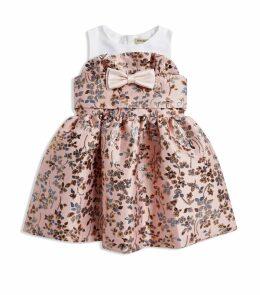 Ruffle Floral Dress