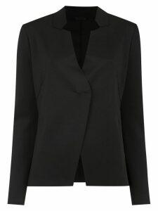 Osklen panelled blazer - Black