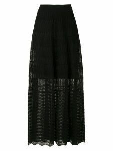 Cecilia Prado long gina skirt - Black