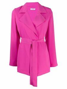 P.A.R.O.S.H. Panter blazer - Pink
