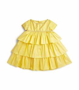 Sun Of Versailles Ruffle Dress