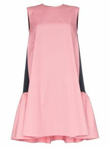 Roksanda Fuji sleeveless trapeze dress - Multicolour
