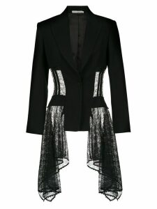 Martha Medeiros Corset blazer - Black
