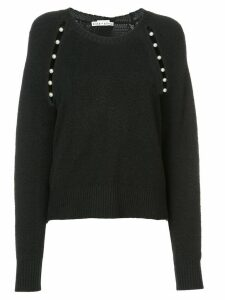 Alice+Olivia Jolynn jumper - Black
