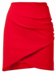Alice+Olivia Fidela skirt - Red