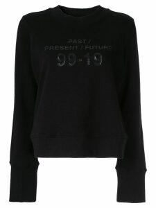 Nobody Denim 99-19 Favourite Sweatshirt - Black