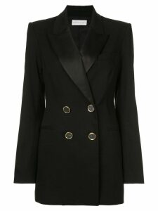 Rebecca Vallance Jacqueline double breasted blazer - Black
