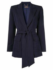 GINGER & SMART Stasis blazer - Blue