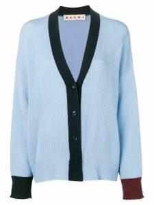 Marni knitted cardigan - Blue