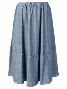 Marni high waisted skirt - Blue