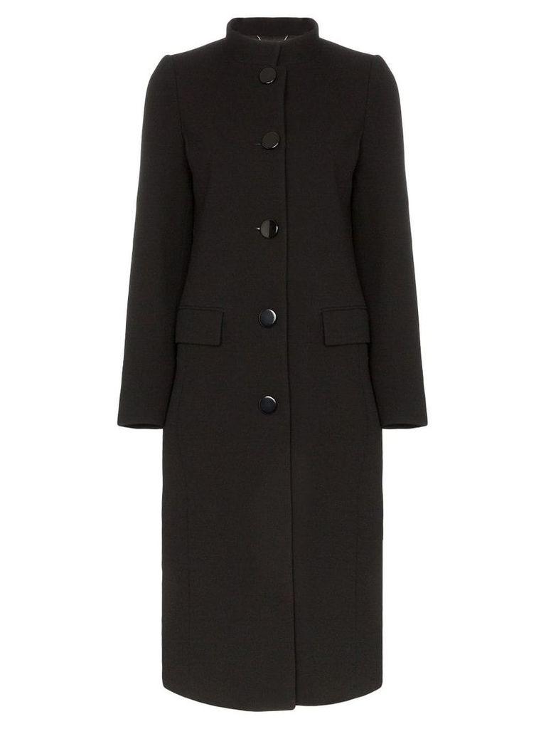 Givenchy single-breasted coat - Black