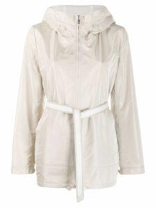 Loro Piana Ashton wind jacket - White