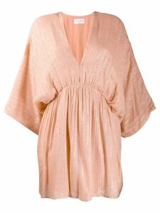 Sundress Erin mini dress - Neutrals