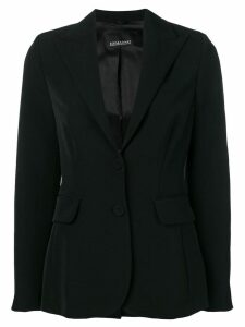 Ermanno Ermanno fitted blazer - Black