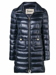 Herno Herno Iconico padded coat - Blue