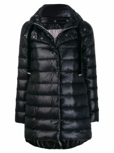 Herno hooded padded coat - Black
