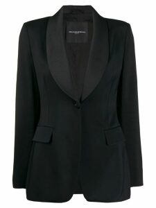 Ermanno Scervino single-breasted blazer - Black