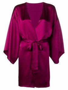 Gilda & Pearl Sophia kimono robe - Pink