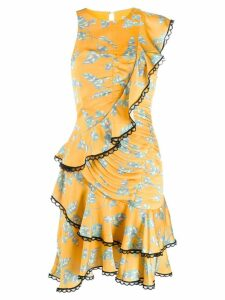 Three Floor Pocket Of Sunshine dress - Yellow