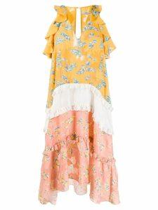 Three Floor Flower Child dress - Yellow